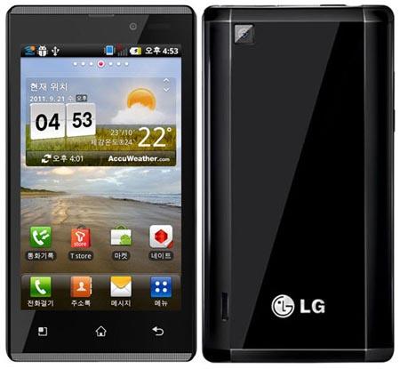 Новый смартфон из Южной Кореи