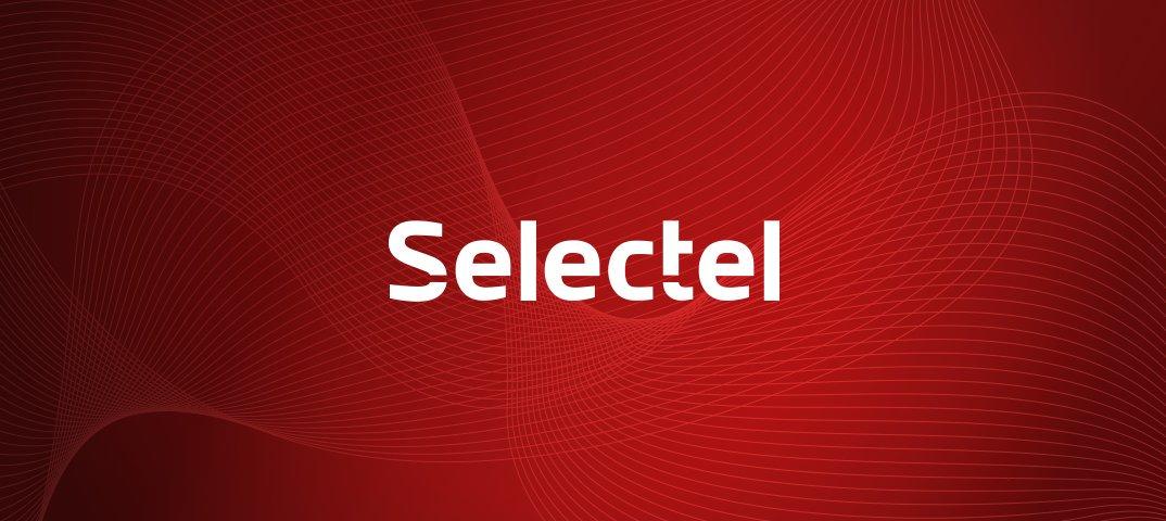 логотип Selectel