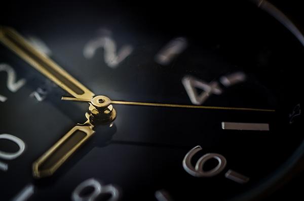 Чёрные часы