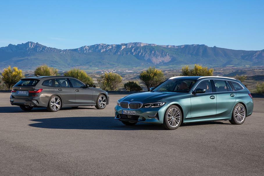 Универсал BMW 3 серии