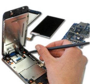 Ремонт iPhone 5c и iPad 5 в ModMac