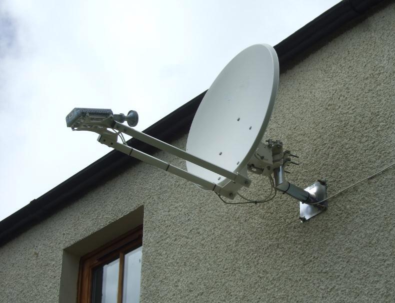 Интернет в загородный дом