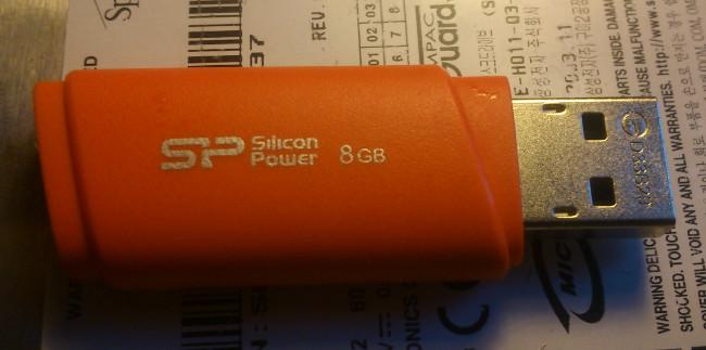 flash Silicon Power
