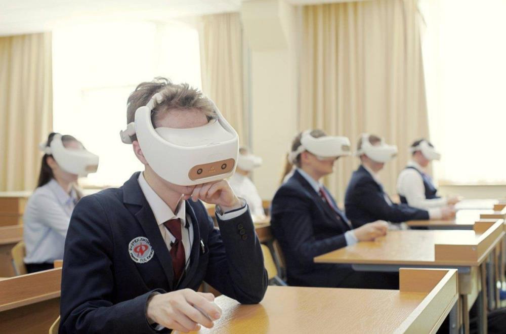 Технологии виртуальной реальности в образовании