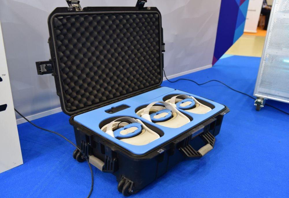Комплект для уроков в виртуальной реальности